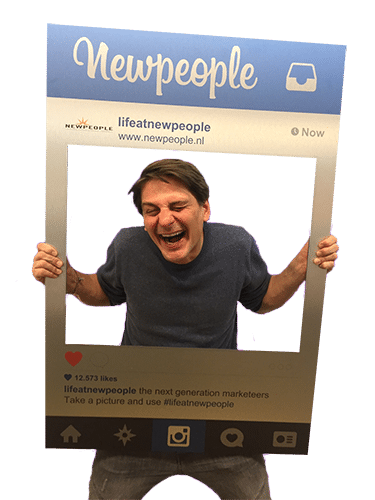 SocialMediaBord Instabord