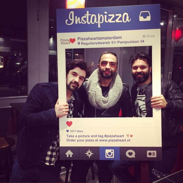 Lookalike Instagram Frame Origineel