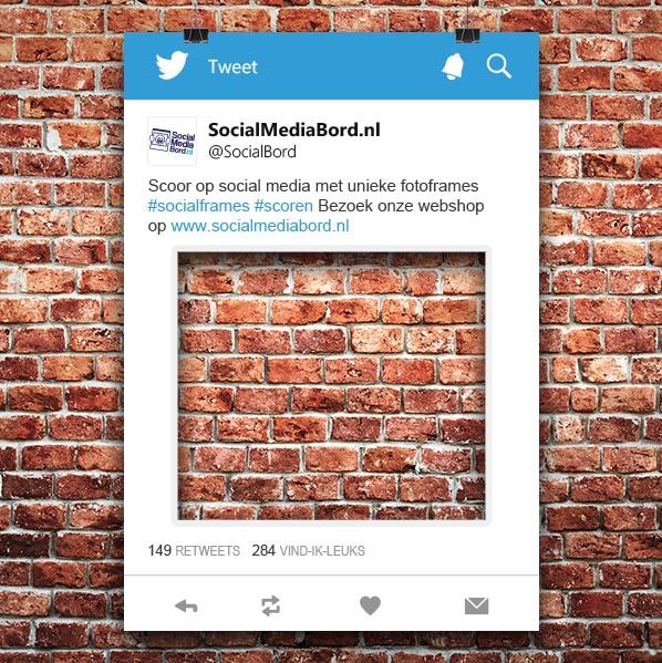 Lookalike Twitter Frame