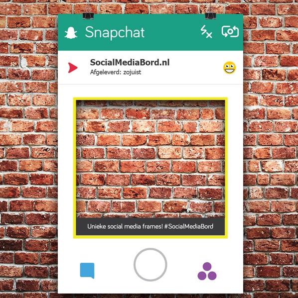 Lookalike Snapchat Frame
